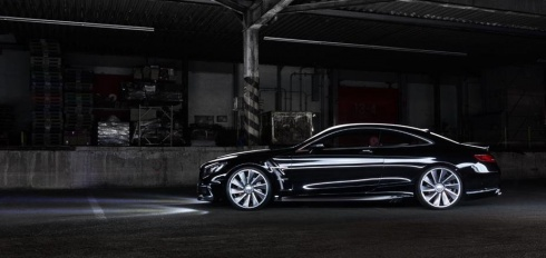 S-Class Coupe by Wald International-1