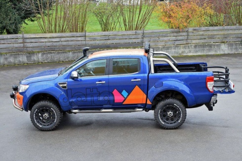 Ford Ranger by Delta4x4-1