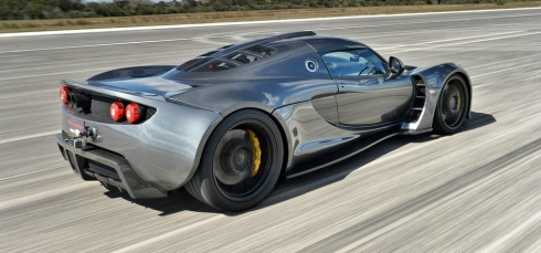 Hennessey ar putea lansa un super-car electric