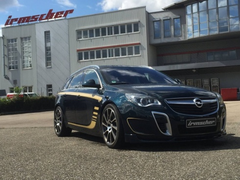 Opel Insignia OPC Sports Tourer by Irmscher 1