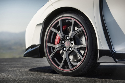 Civic Type R jante
