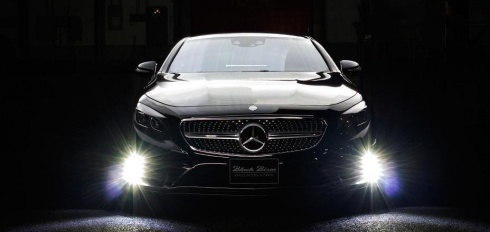 S-Class Coupe by Wald International