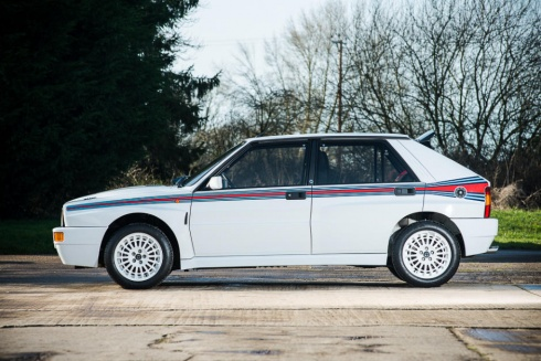 Lancia Delta Integrale HF Turbo Martini 5