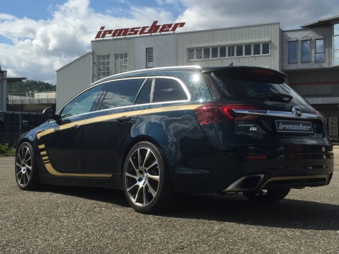 Opel Insignia OPC Sports Tourer by Irmscher 2