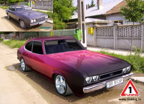 ford capri virtual tuning galerie foto. Black Bedroom Furniture Sets. Home Design Ideas