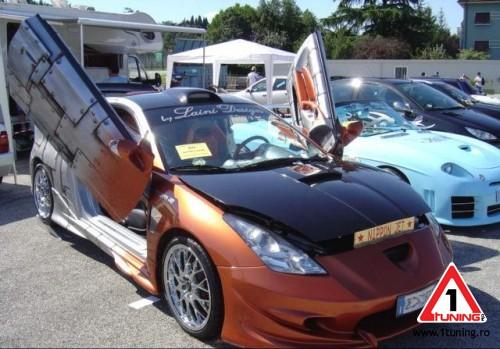 Celica 8 Toyota Masini Tunate Galerie Foto